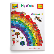 Abjad World Workbook - EN