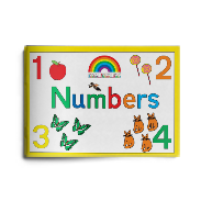 The Numbers Book - EN (Soft Cover)