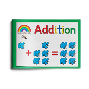 Addition Book - EN (Soft Cover)