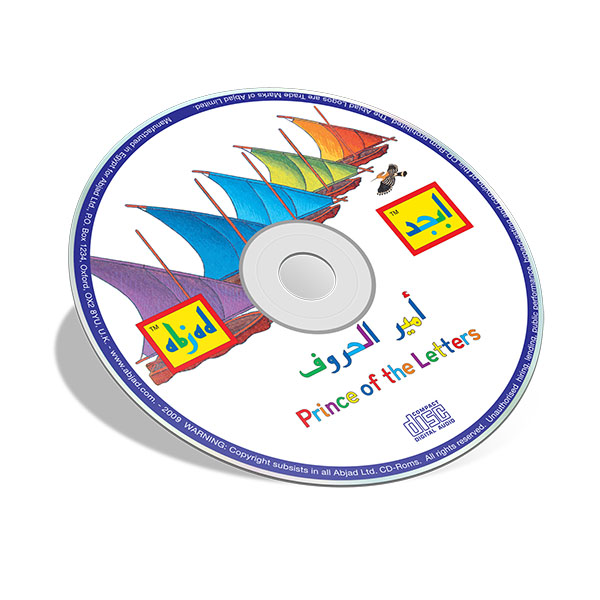 Prince of the Letters CD