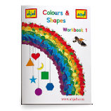Colours & Shapes Workbook - EN